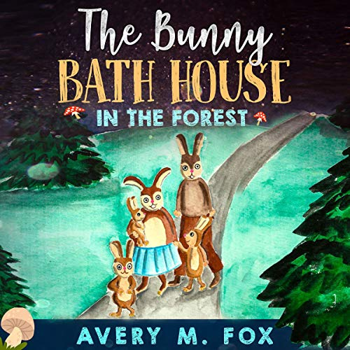 The Bunny Bath House in the Forest Titelbild