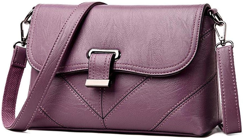 b46ff66ebe523 Defect Damen Handtaschen Handtaschen Handtaschen Wahre PU einzelne  Diagonale Riemen aus weichem Leder Umh auml ngetasche 26 9 17 cm Quadrat  B07GZ89G68 ...