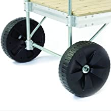 PlayStar Dock Axle Kit for Use On Roll in Dock with Docks Wheels & 1 5/8