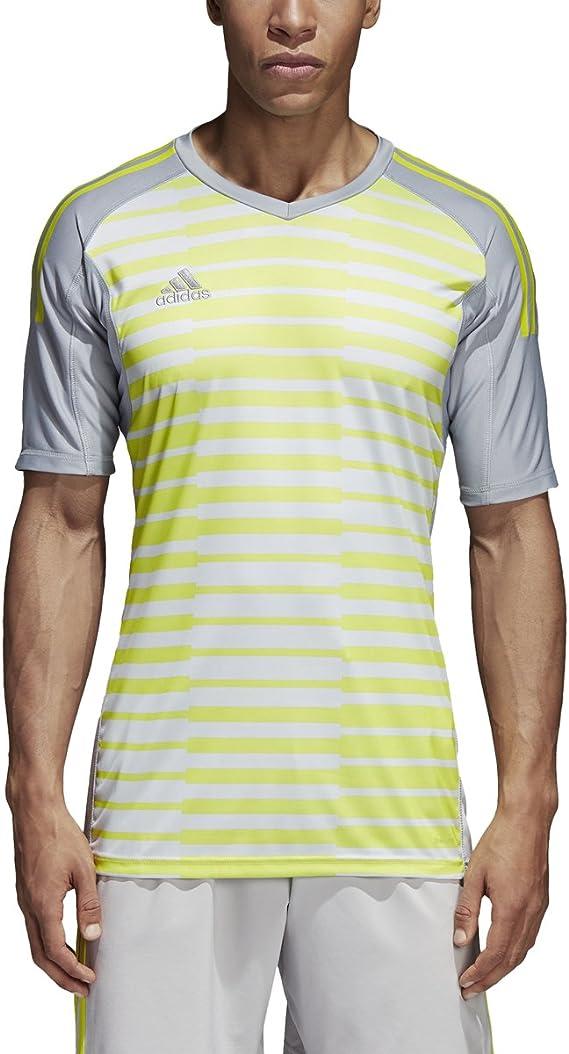 adidas AdiPro 18 Goalkeeper Jersey Short Sleeve