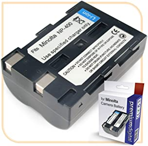 PremiumDigital 252-491-1 Samsung Digimax GX-10 Replacement Camera Batt...
