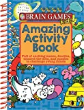 Best Books For 7 Year Old Boys - Brain Games Kids - Amazing Activity Book Review
