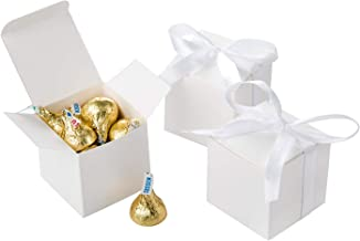 favor boxes white