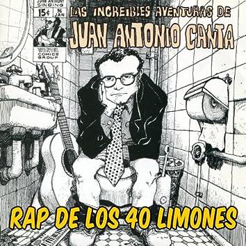 Rap de los 40 Limones