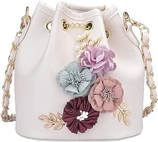 Best flower bucket bag Reviews