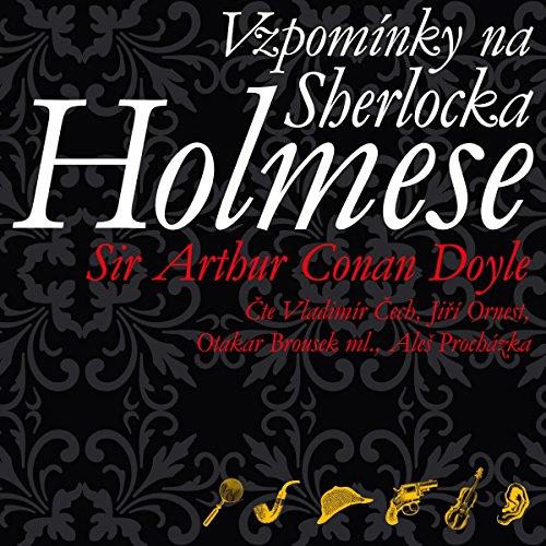 Vzpomínky na Sherlocka Holmese audiobook cover art