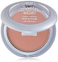 L'Oréal Paris True Match Super-Blendable Blush, Precious Peach, 0.21 oz.