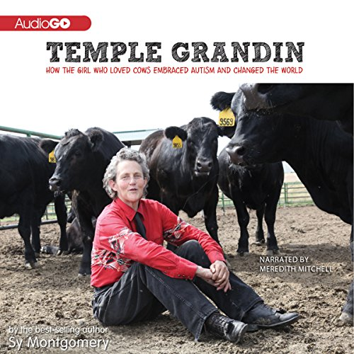Temple Grandin audiobook cover art