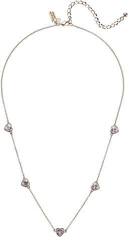 Romantic Rocks Short Scatter Necklace