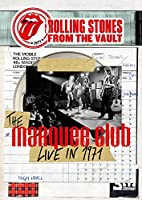 From the Vault-The Marquee Club Live in 1971 by ROLLING STONES (2015-07-29)