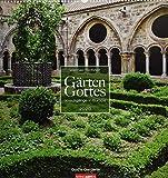 Gärten Gottes: Kreuzgänge in Europa. Wandkalender 2020. Monatskalendarium. Spiralbindung. Format 46 x 48 cm