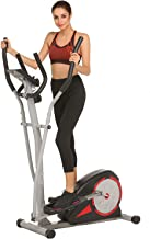 ncient Elliptical Machine Eliptical Exercise Machine for Home Use Elliptical Trainer Indoor Workout Fitness Machine Magnetic Smooth Quiet Driven Pulse Rate Grips