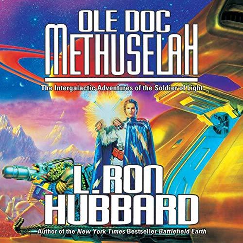 Ole Doc Methuselah audiobook cover art