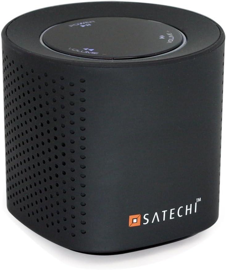 Satechi ST-66BTA Audio Cube Bombing new work Portable System fo Houston Mall Speaker Bluetooth