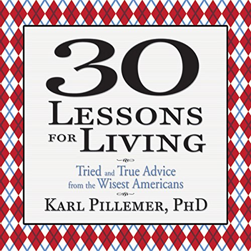 30 Lessons for Living audiobook cover art