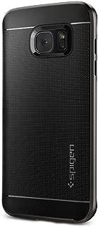 Spigen Neo Hybrid Designed for Samsung Galaxy S7 Edge Case (2016) - Gunmetal