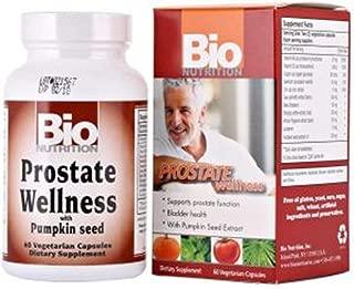 Bio Nutrition (NOT A CASE) Prostate Wellness, 60 Vegetarian Capsules