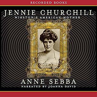 Jennie Churchill audiobook cover art