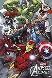 Close Up The Avengers Poster Marvel Comics (61 cm x 91,5