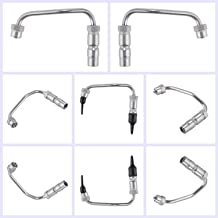 Orion Motor Tech Duramax Injector Fuel Supply Line Kit Compatible with GM Chevy 6.6L LB7 Duramax and 2001-2004.5 Chevrolet Silverado 2500 HD with 6.6L V8 Diesel Engines