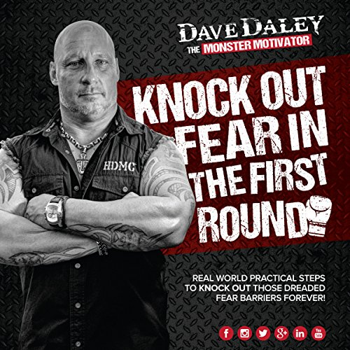Knock Out Fear in the First Round audiobook cover art