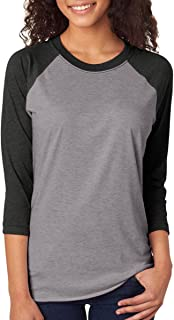 Next Level Unisex 3/4-Sleeve Raglan T-Shirt