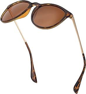 Vintage Round polarized Sunglasses Classic Retro design Styles Shades