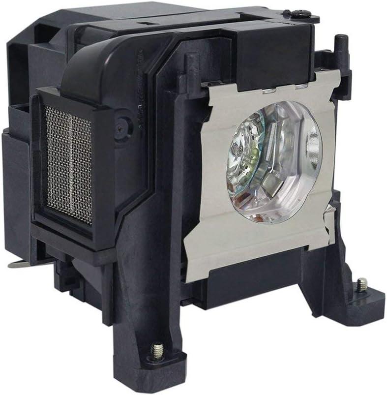 for Epson Powerlite Pro Cinema 4040 Projector Lamp by Dekain (Original Philips Bulb Inside)