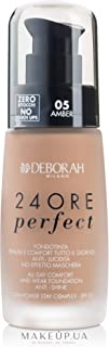 24ORE CARE PERFECTION FOUNDATION 05 amber