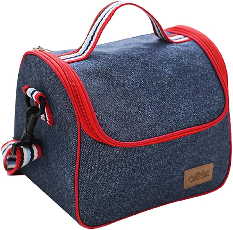 BWBLIZI Isolierte Tasche Wasserdichte tragbare Lunchboxtasche Dicke Aluminiumfolie Lunchpaket 4 Arten (Farbe   B) B07NYRXTVV  Preisrotuktion