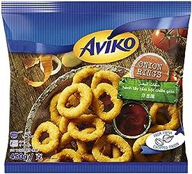 Aviko Onion Rings, 450 g