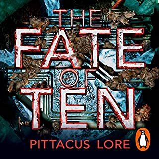The Fate of Ten     Lorien Legacies, Book 6              By:                                                                                                                                 Pittacus Lore                               Narrated by:                                                                                                                                 Neil Kaplan,                                                                                        Devon Sorvari,                                                                                        Almarie Guerra,                   and others                 Length: 10 hrs and 41 mins     Not rated yet     Overall 0.0