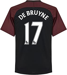 Manchester City Away De Bruyne Jesey 2016 / 2017 (PS-Pro Player Printing) - S