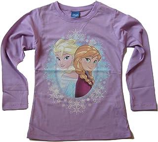 Disney Blanc T-shirt maniche lunghe Frozen : Il regno di ghiaccio 4 ANS