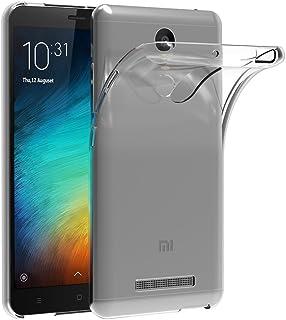 Case for Xiaomi Redmi Note 3 / Redmi Note3 Pro (5.5 inch) MaiJin Soft TPU Rubber Gel Bumper Transparent Back Cover