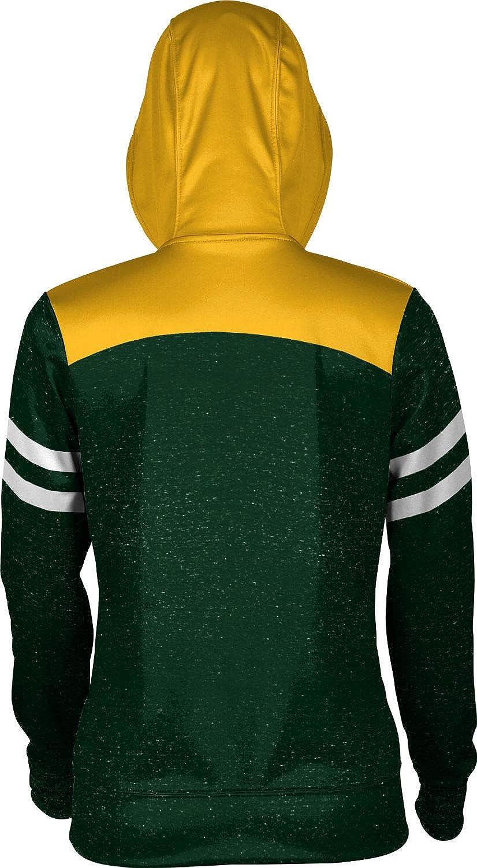 ProSphere Baylor University Girls' Zipper Hoodie, School Spirit Sweatshirt (Gameday)
