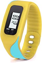 TONSEE Fitness Tracker Watch Pedometer Calorie Bracelet