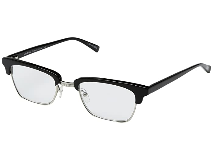 Ornery (Black/Silver) Reading Glasses Sunglasses