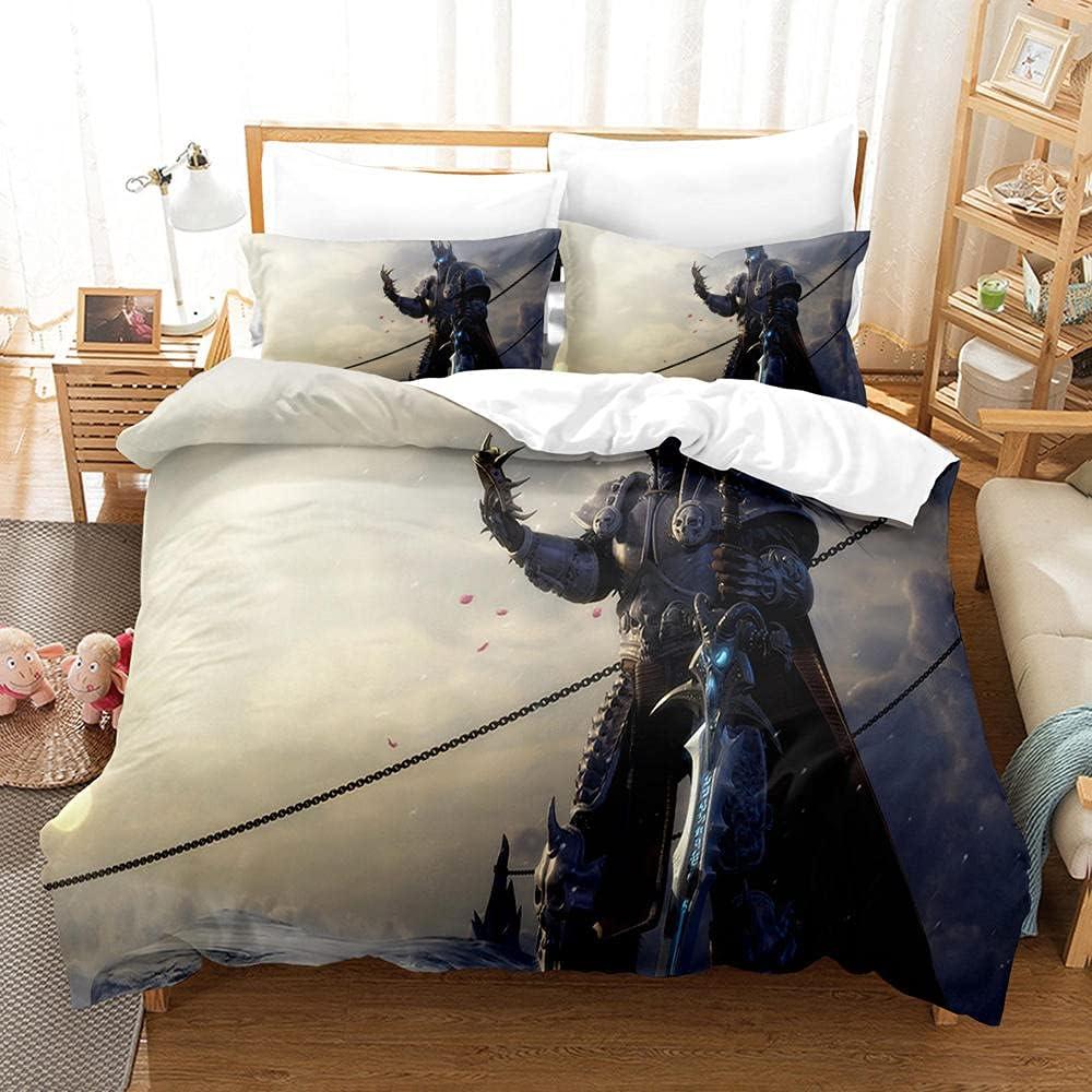 Sale Special Price Ejiawj Duvet Cover Time sale Medium Home Textiles Set Pat 3D Anime Bedding