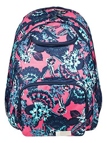Roxy Shadow Swell 24 Liter Schulrucksack, Rouge Red - Stripe_3