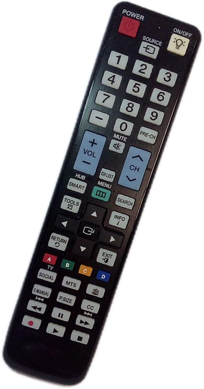 DEHA TV Remote Control for Samsung UE55B7090WP Television