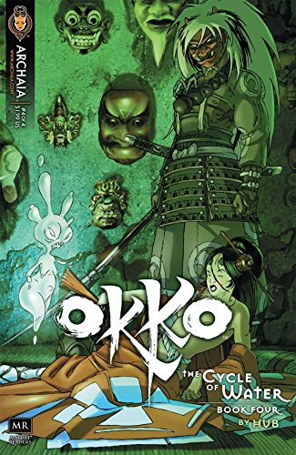 Okko: The Cycle of Water #4 (of 4) (Okko Vol. 1: The Cycle of Water) (English Edition)