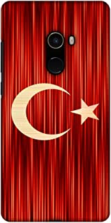 AMZER Slim Fit Handcrafted Designer Printed Snap On Hard Shell Case Back Cover with Screen Cleaning Kit Skin for Xiaomi Re...
