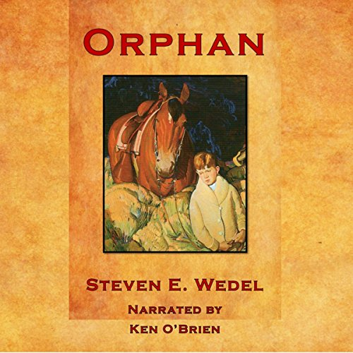 Orphan audiobook cover art