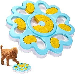 Juguete de puzle para perro, dispensador de premios