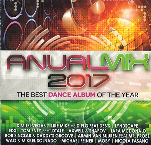 Anual Mix 2017: The Best Dance Album Of The Year [2CD] 2017