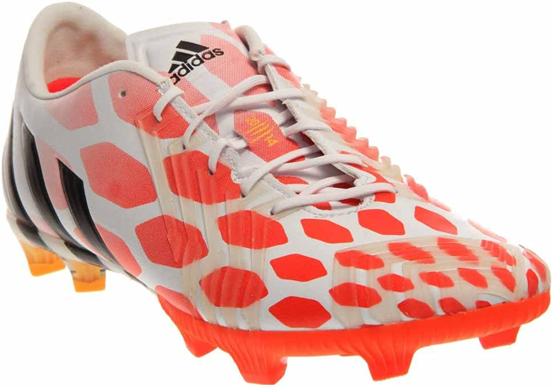 Adidas Predator Instinct Firm Ground Cleats [CBLACK FTWWHT SOgold]