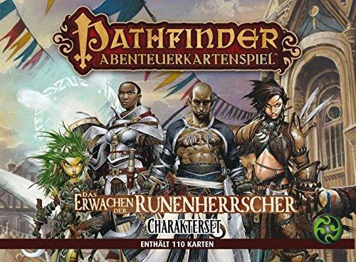 Asmodee Ulisses Spiele HEI0907 Pathfinder Abenteuerkartenspiel: Charakter Zusatzpack für das Basisset Erwachen der Runenherrscher