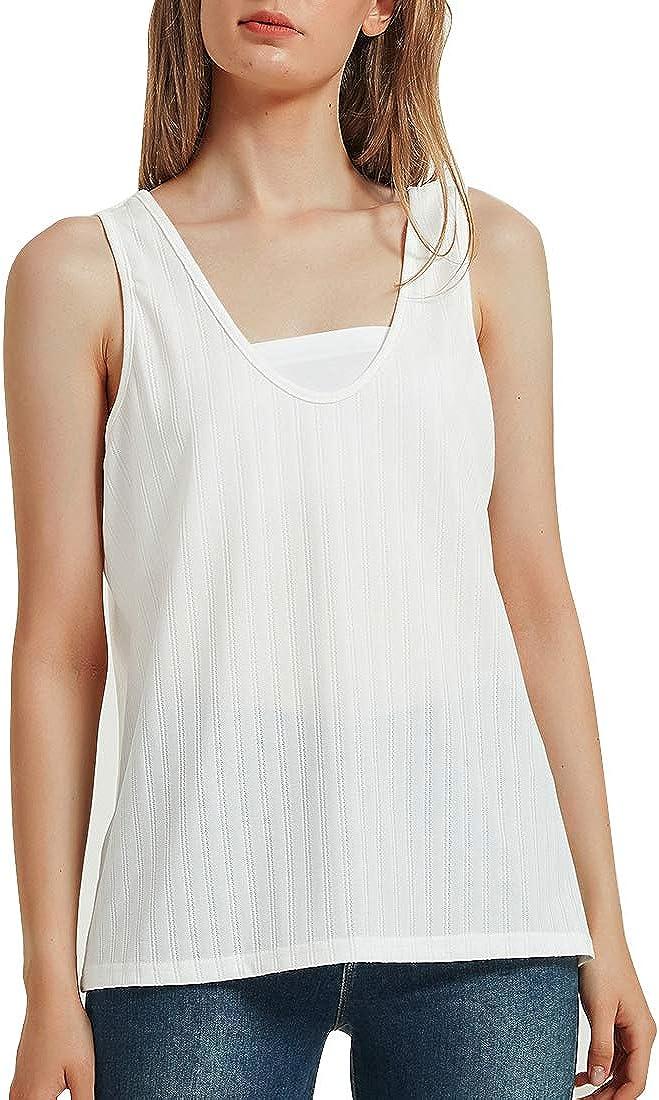 Summer hottest selling women's O-neck rowan fashion sexy sleeveless slim-fit vest