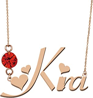 Kira Riley Gold Plated Tampa Bay Buccaneers Enameled Heart Pendant
